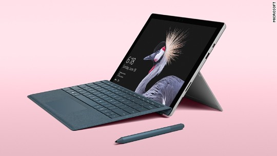 Surface Pro gets updated, but don't call it a tablet