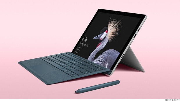 Microsoft updates the Surface Pro, but don't call it a tablet