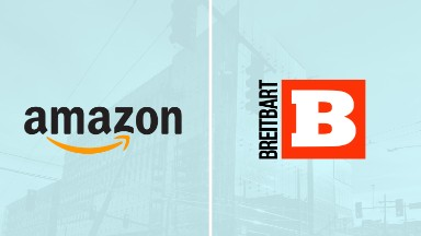 Amazon hit by protests over ads on Breitbart