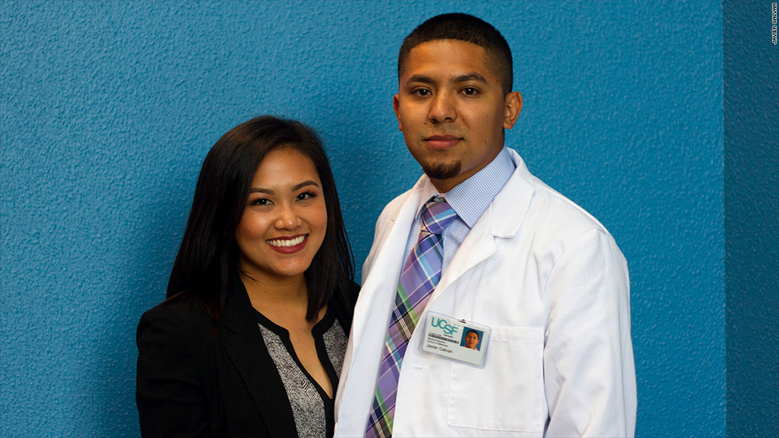 Med school student: Military service helped me escape poverty