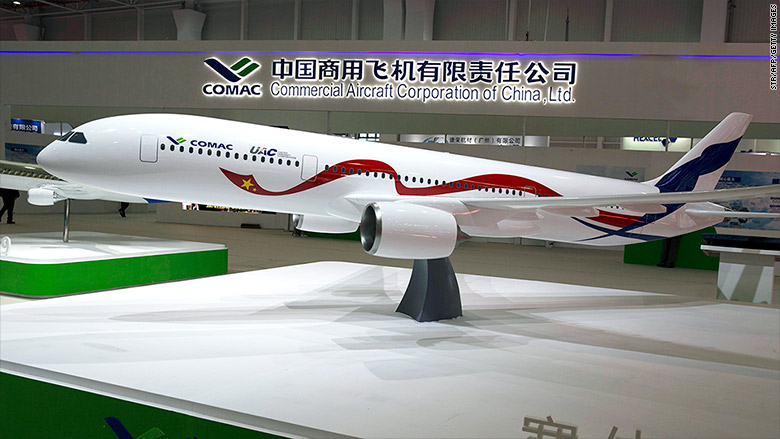 comac china russia c929 airplane 1
