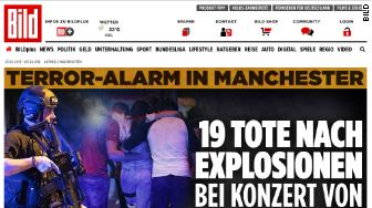 bild webpage manchester attack