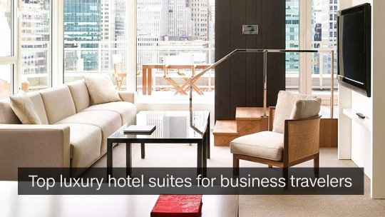 Luxury Hotel Suites