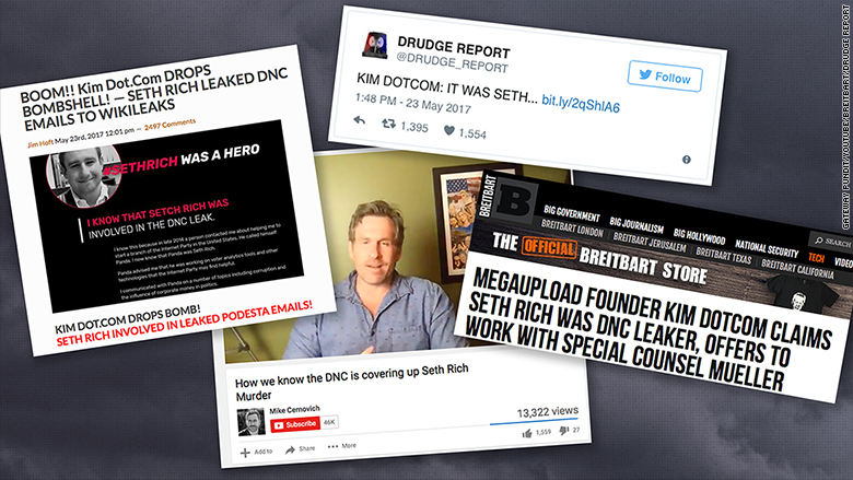 Fox News stirred up an online riot with its Seth Rich story, and it's too late to restore peace