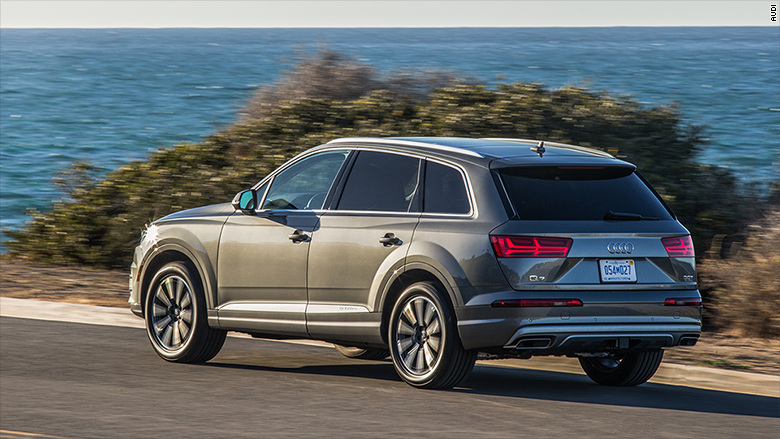 These Are The Safest Cars On The Road May - Audi company latest models