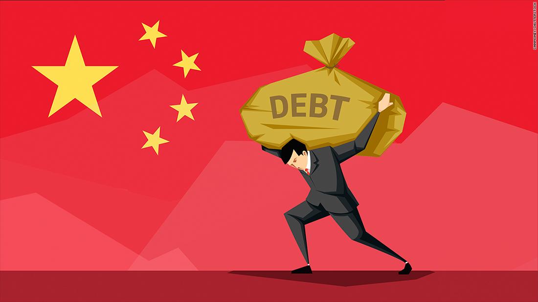 China's debt risks are rising