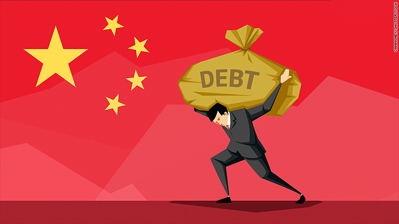 China's debt risks are rising