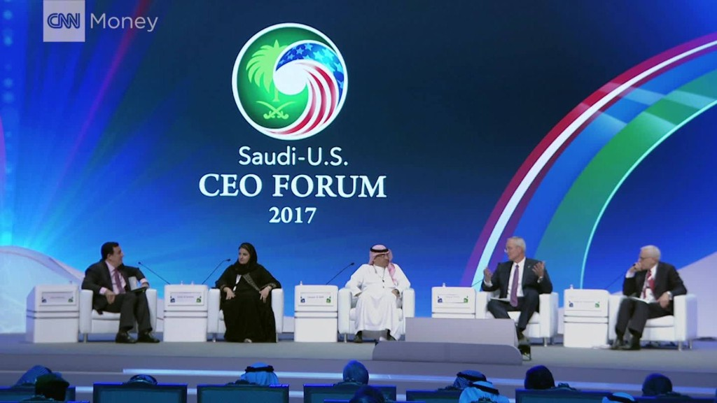 Taking the U.S.-Saudi partnership to the next level