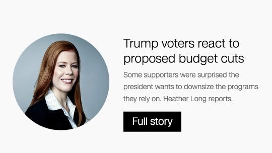 Trump budget
