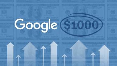 Go Google! Alphabet joins Amazon in $1,000 club