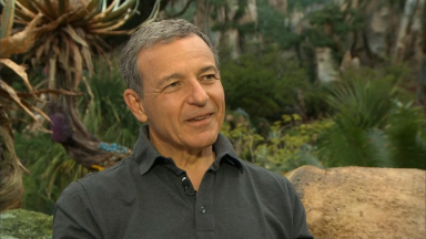 Disney CEO: It's time for corporate tax reform