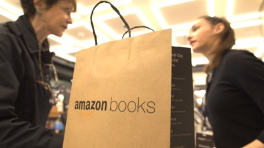 Amazon killed the bookstore. Now it's opening one.