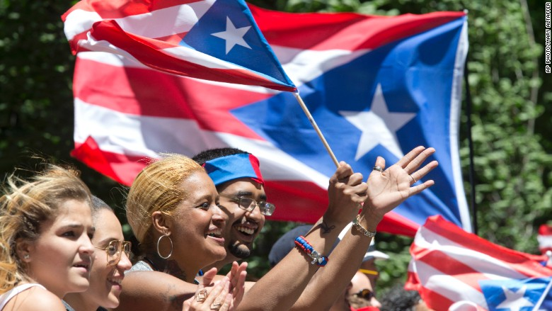 puerto rican day parade 2016