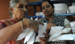 India's high tax on sanitary pads sets off storm of protest