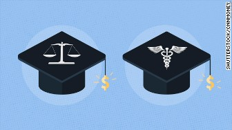 doctor lawyer debt