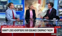 Dueling narratives at Fox News