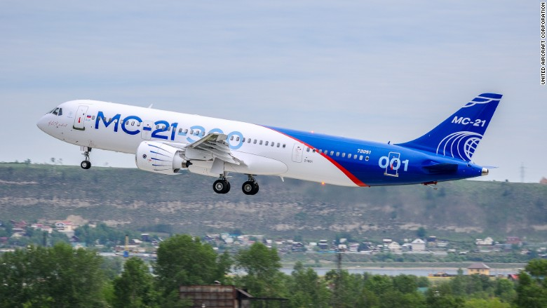 Image result for mc-21 aircraft