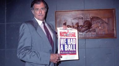 Longtime sportswriter Frank Deford dies