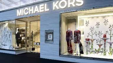 Michael Kors to close 100 to 125 stores