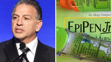 EpiPen maker faces revolt over exec's $98 million pay package