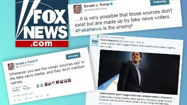 Facing political crisis, Trump leans on familiar ally: Fox News