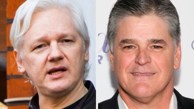 Julian Assange exploring ways to guest host Hannity's radio program after invite