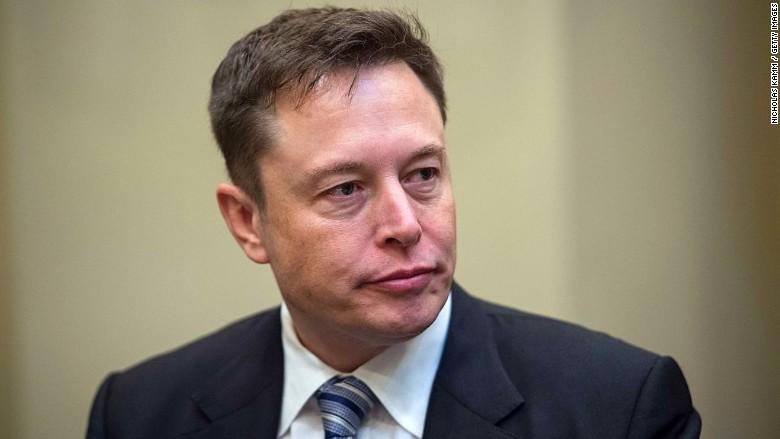 Elon Musk to Trump: You quit Paris, so I quit you