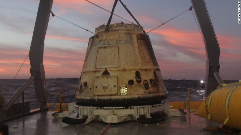 SpaceX delays historic launch of a used spacecraft