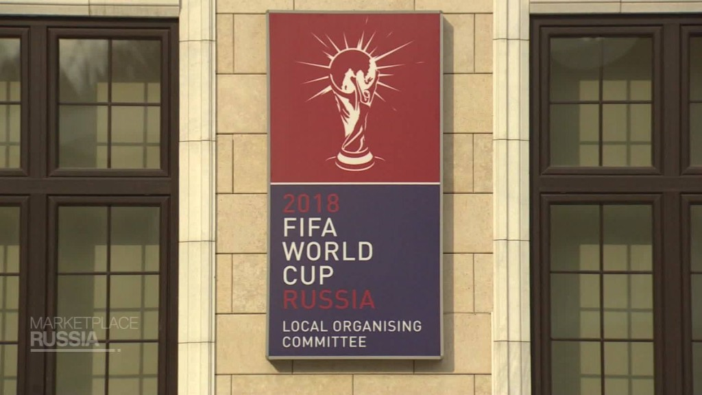 FIFA struggles to attract sponsors for Russia