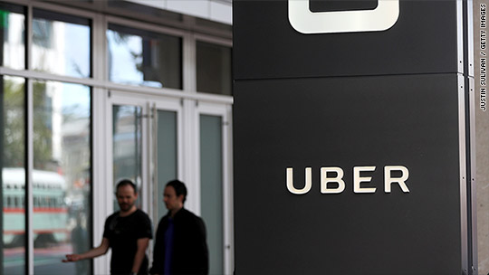 Uber adjusts employee pay to ensure equality