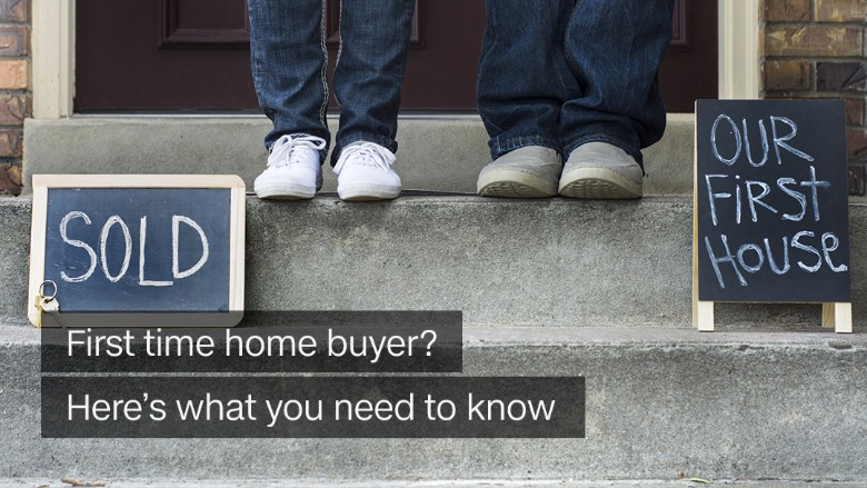 hp first time home buyer
