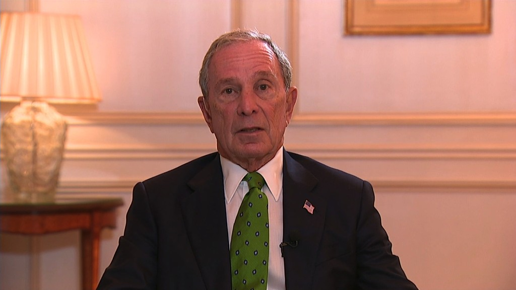 Bloomberg: A better environment creates more opportunities