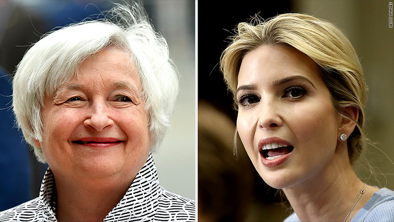 ivanka has breakfast alone with yellen watching america watching america
