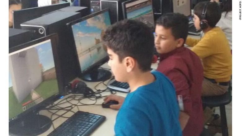 syrian minecraft 2