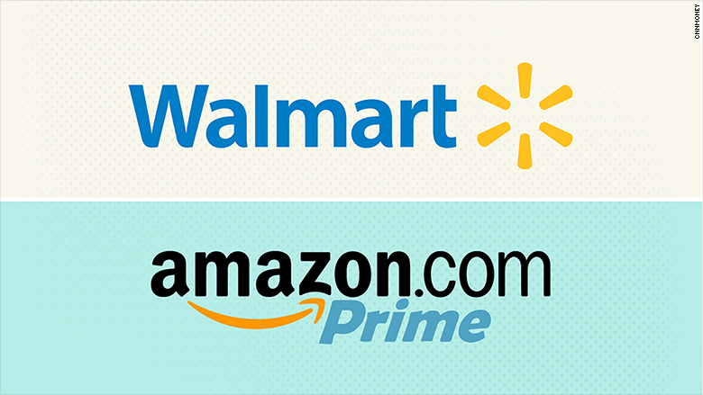 Amazon Vs Walmart The Rest Of Retail Fights For Crumbs
