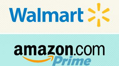 Amazon vs. Walmart: Rest of retail fights for crumbs