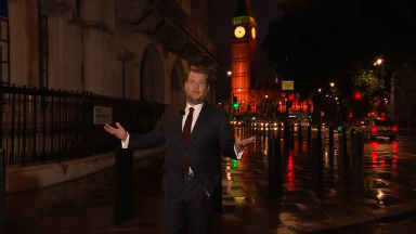 James Corden opens London shows: 'This is not a country that feels afraid'