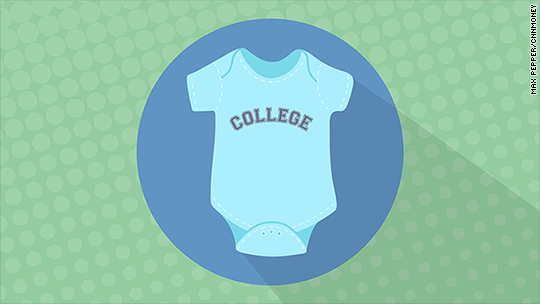 How should I save for my kid's college education?