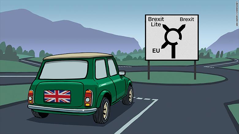 brexit ahead