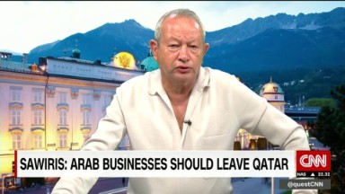Egyptian billionaire: Arabs must disinvest from Qatar
