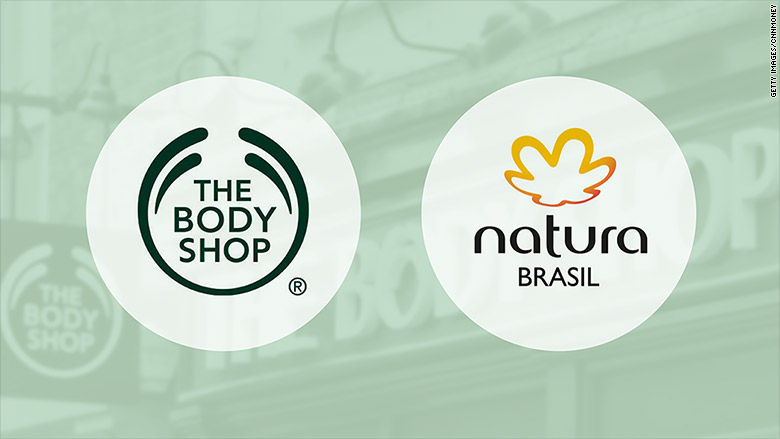 The Body Shop is getting a new Brazilian owner