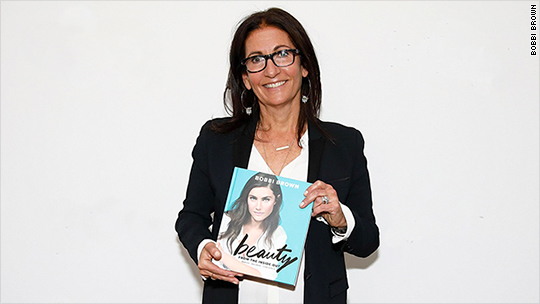 Makeup mogul Bobbi Brown on her new venture: 'I am a start-up'