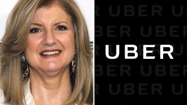 Arianna Huffington's role helping Uber try to clean up its mess