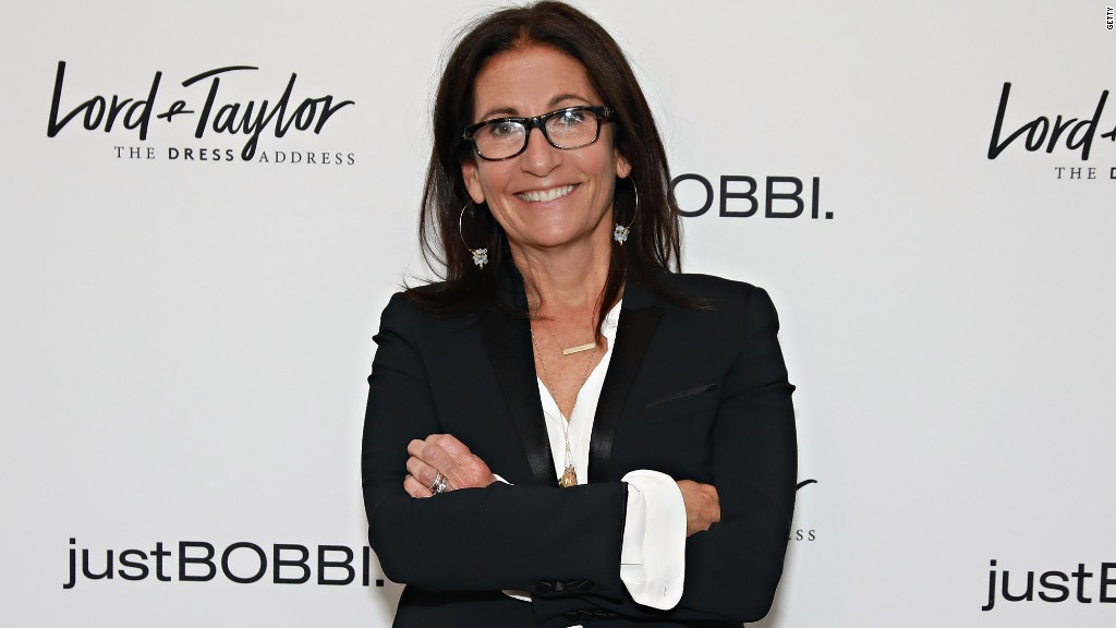 Bobbi Brown: Now I'm a start-up