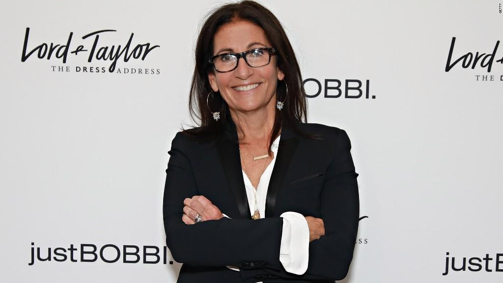 Bobbi Brown: Now I'm a start-up