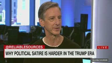 Andy Borowitz: Trump 'defies satire'