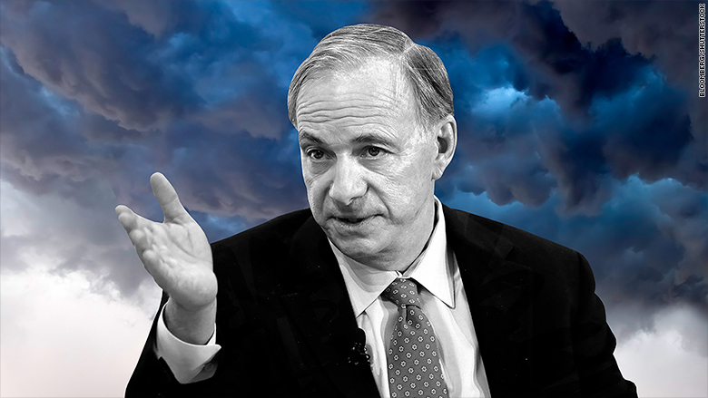 ray dalio gloomy hedge fund