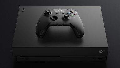 Xbox One X is Microsoft's powerful new game console