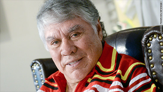 Former Seminole chief to help other tribes grow legal weed