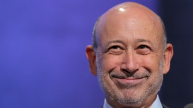 Goldman Sachs CEO falls for prankster who praised his Twitter prowess